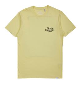 Cleptomanicx Cleptomanicx, T-Shirt light club, yellow, S