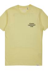 Cleptomanicx Cleptomanicx, T-Shirt light club, yellow, M