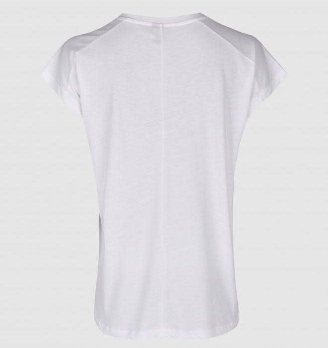 Cleptomanicx Cleptomanicx, T-Shirt, Daily Routine, white, XS