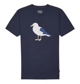 Cleptomanicx Cleptomanicx, T-Shirt, Gull 3, navy, L