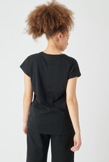 Cleptomanicx Cleptomanicx, T-Shirt, scribble Möwe 3, black, M