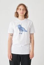 Cleptomanicx Cleptomanicx, T-Shirt, JackGulllock, white, L