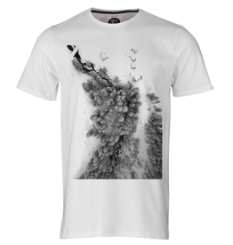 ZRCL ZRCL,  T-Shirt Photo Forest, white, XL