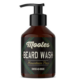 Mootes Mootes, Bart Shampoo, Mountain Pass, 100ml