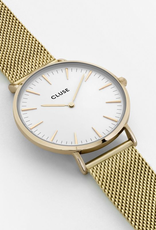 Cluse Cluse, Boho Chic Mesh, gold/white