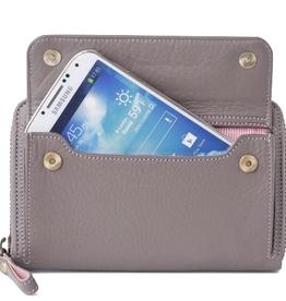 Lost & Found Accessories Lost & found, Smartphone wallet Dusty Rose