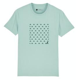 Ginga Ginga, Tends T-Shirt, light green, XL