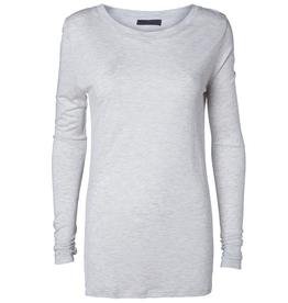 Minimum Minimum, Lavia Blouse, White/Grey, S