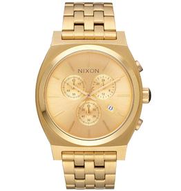 Nixon Nixon, Time Teller Chrono, all gold