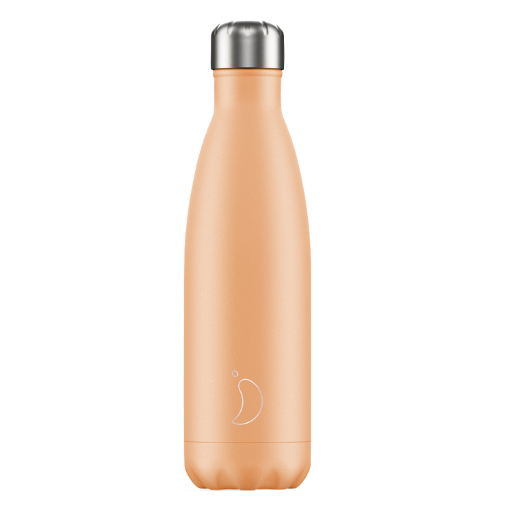 Chilly's Chilly's Bottles, Pastel Edition, orange, 500ml