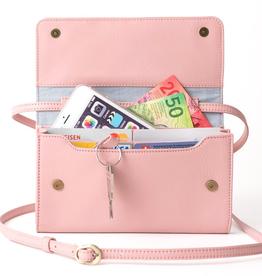 Lost & Found Accessories Lost & found, Mini Tasche Plus, blush