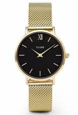 Cluse Cluse, Minuit Mesh, gold/black