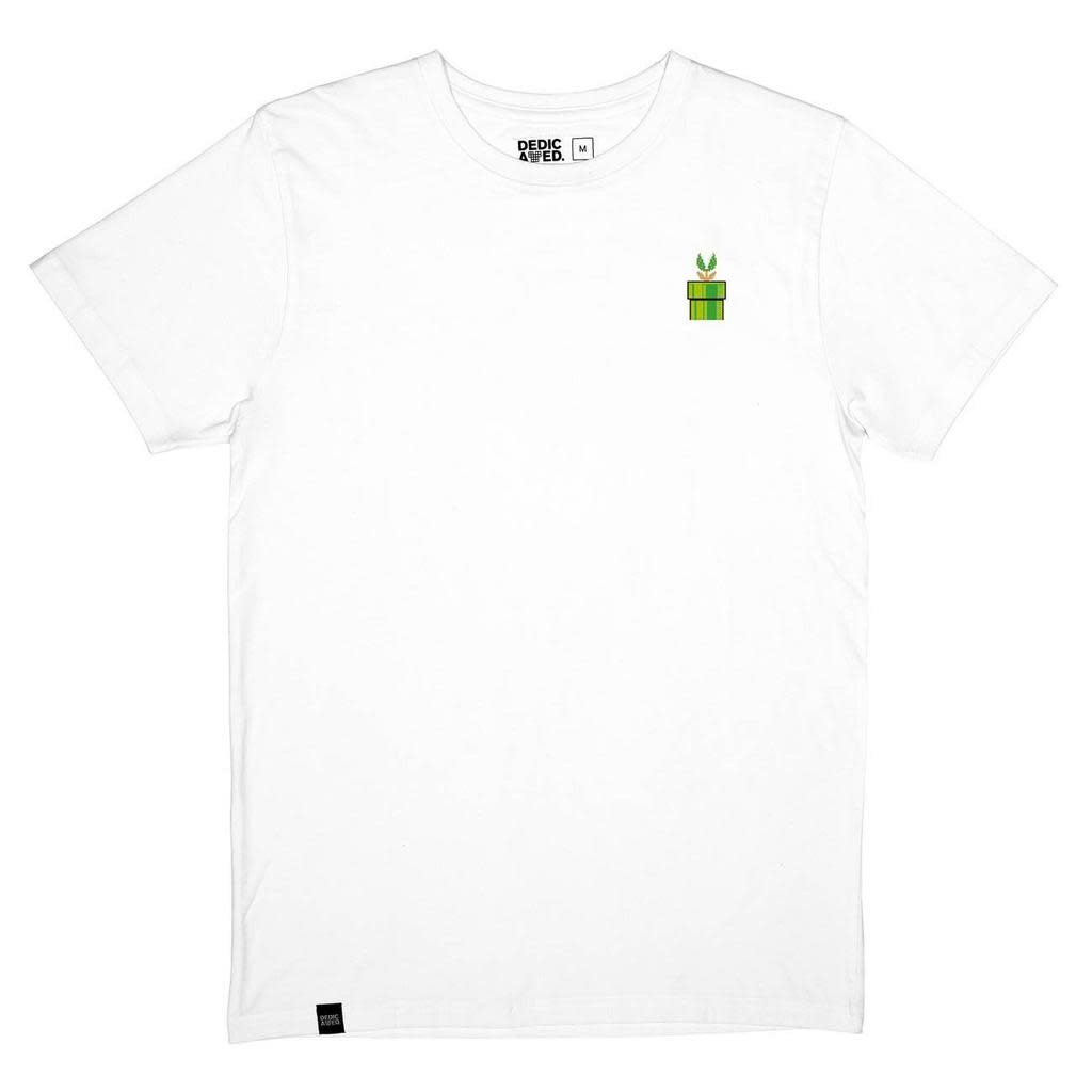 Dedicated Dedicated, green tube, white, XL
