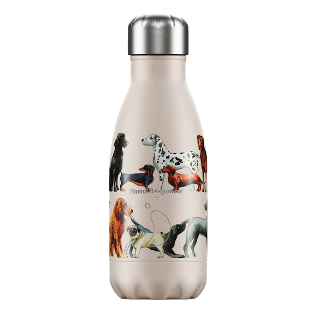Chilly's Chilly's Bottles, Emma Bridgewater Edition, Dogs, 260ml