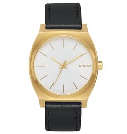 Nixon Nixon, Time Teller, gold/white sunray/black