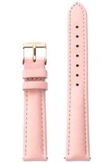 Cluse Cluse, Minuit Strap (16mm), pink/rose gold
