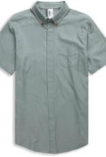 Ben Sherman, PLECTRUM Shirt SS, Dark Forest, S