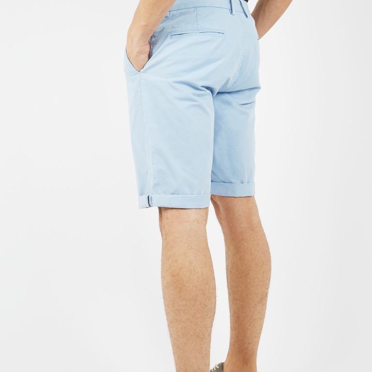 Ben Sherman, Doddy Slim Short, sky blue, 34