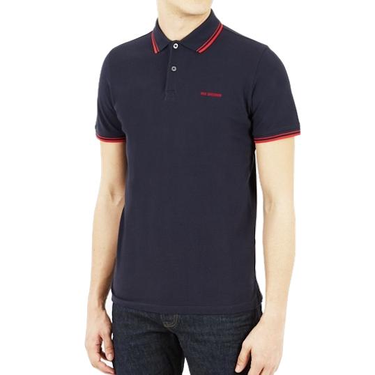 Ben Sherman, Polo Shirt Romford, staples navy, L