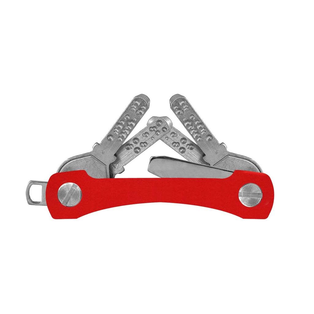 Keycabins Keycabins, Aluminium S2, red