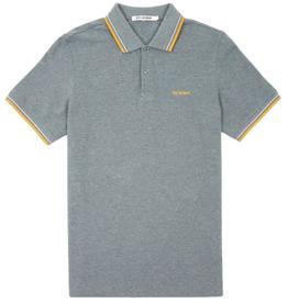 Ben Sherman, Polo Shirt Romford, heritage grey marl, M