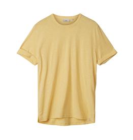 Minimum Minimum, Delta T-Shirt, lemon drop mel, XL