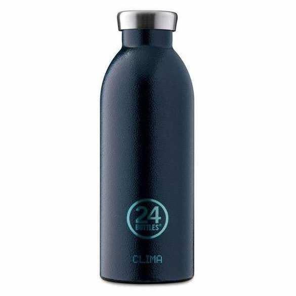 24 bottles 24 Bottles, Thermosflasche, deep blue, 500