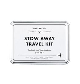 Men's Society, Stow Away Travel Kit