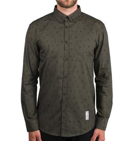 Lakor Lakor, Tree Shirt, dark ivy, L
