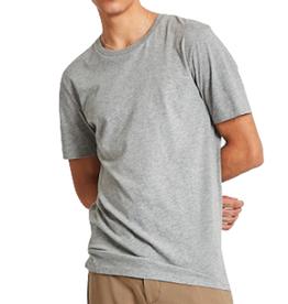 Minimum Minimum, Luka T-Shirt, light grey, M