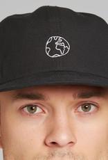Dedicated Dedicated, Cap Globe, black