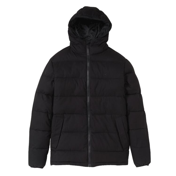 Cleptomanicx Cleptomanicx, Jacket Swod, black, M