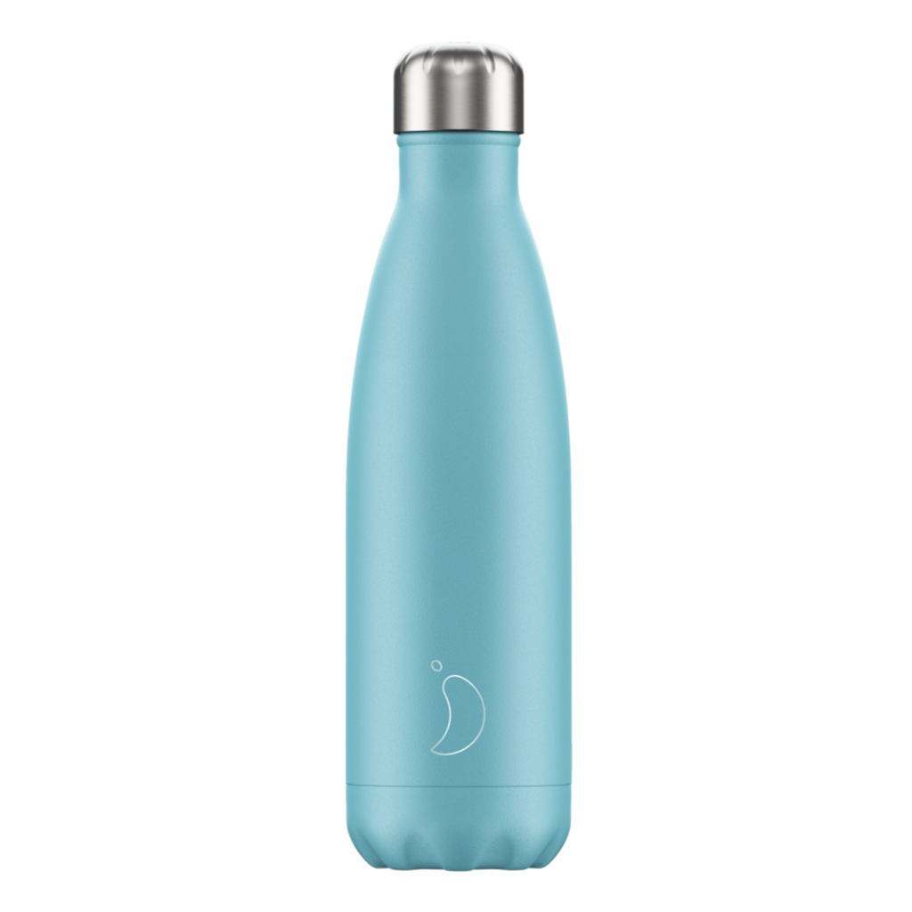 Chilly's Chilly's Bottles, Pastel Edition, blue, 500ml