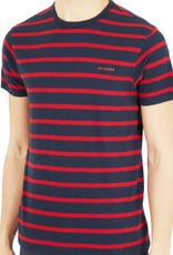 Ben Sherman, T-Shirt, Dark Blue/Stripe, XL
