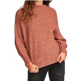 RVCA, Volt Sweater, nutmeg, XS