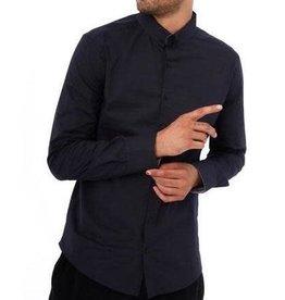 Einstoffen Einstoffen, Hemd, Napoleon Solo, schwarz, L