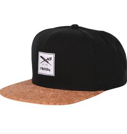 Iriedaily Iriedaily, Exclusive Cork Cap, black