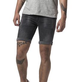 RVLT RVLT, 5473  Denim Shorts, grey, 33