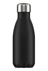 Chilly's Chilly's Bottles, Matte Edition, black, 260ml