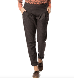 Skunkfunk skunkfunk, Rhonda Trousers, dark brown, 30