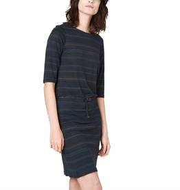 Sessun Sessun, Winter Rainbow Dress, shade stripy, S