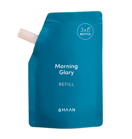 Haan HAAN, Hand Sanitizer REFILL Pouch, Morning Glory