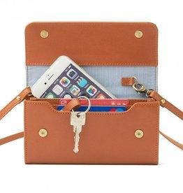 Lost & Found Accessories Lost & found, Mini Tasche medium 034L, caramel
