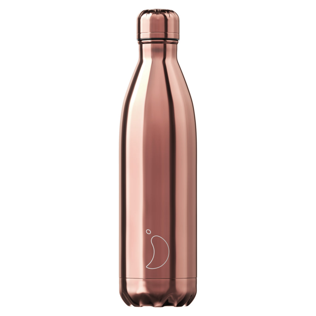 Chilly's Chilly's Bottles, Chrome Edition, rose gold, 750ml