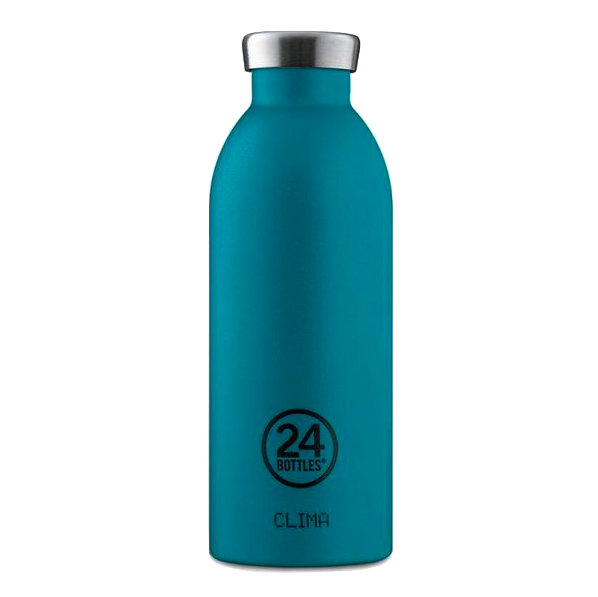 24 bottles 24 Bottles, Thermosflasche, stone atlantic bay, 500