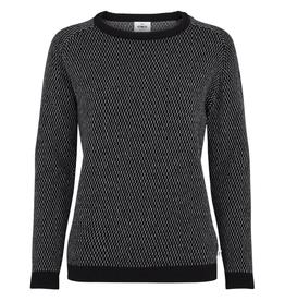Klitmøller Klitmøller, Amalie, black/light grey, XS