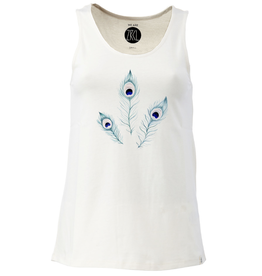 ZRCL ZRCL, W Tank Top Peacock, natural, S