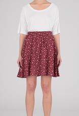 Dr.Denim Dr.Denim, Gena Skirt, red floral, L