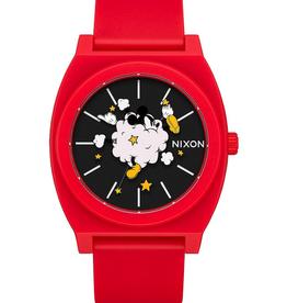 Nixon Nixon, Time Teller Mickey Fight Cloud, red