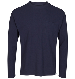 Minimum Minimum, strib pullover, navy, M